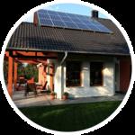 Energiafelhasználást csökkentő passzív házak